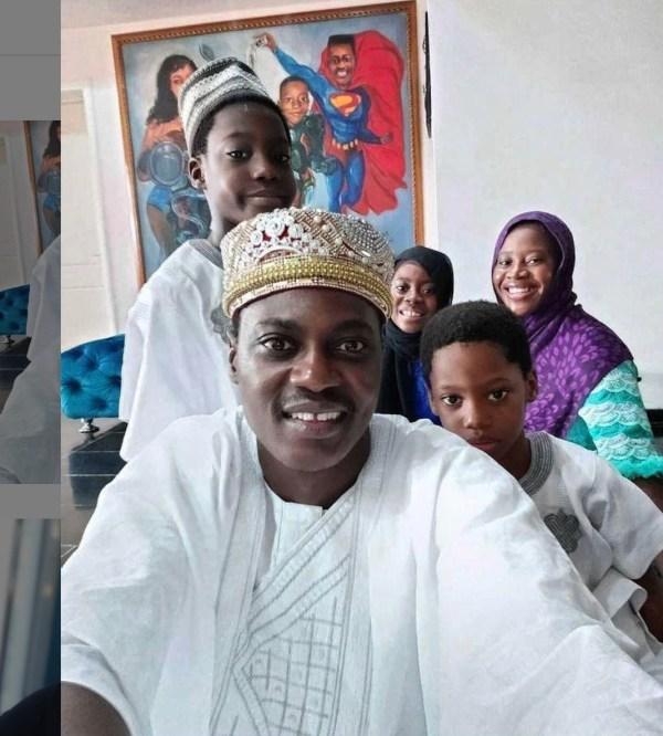 Olanrewaju Fasasi a.k.a Sound Sultan dies at 44