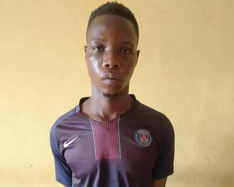 Ogun man Ganiyu stabs mother-in-law to death