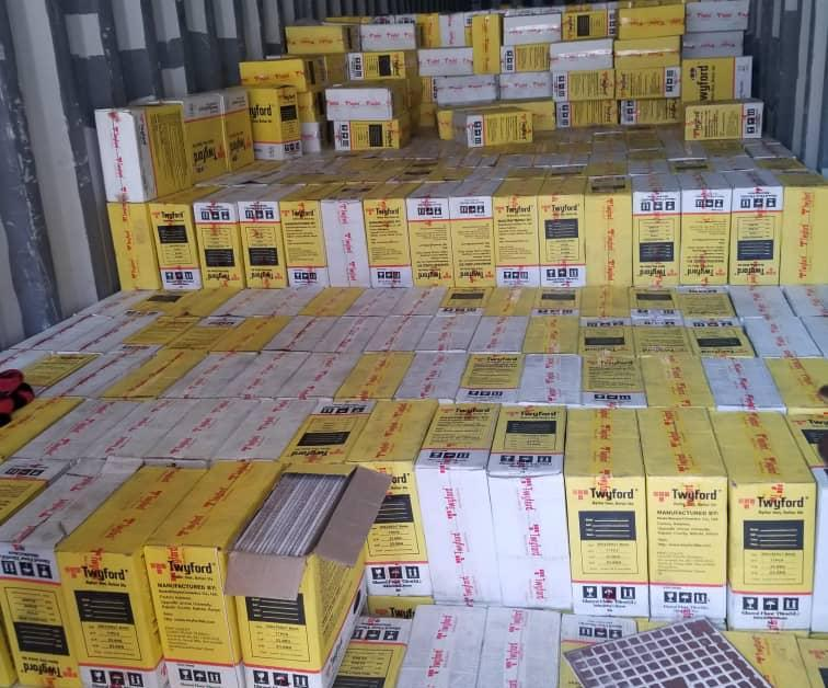 NDLEA intercepts 4.9m Tramadol capsules in Port Harcourt