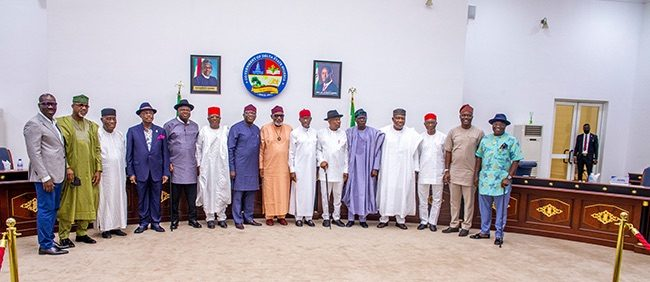 Southern governors ban open grazing by cattle in the region