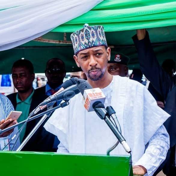 Mahdi Aliyu, Zamfara Deputy Governor