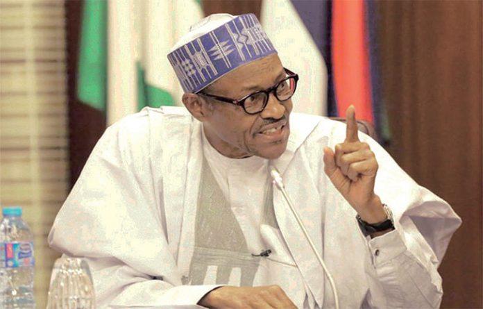 Buhari: dragged to Commonwealth