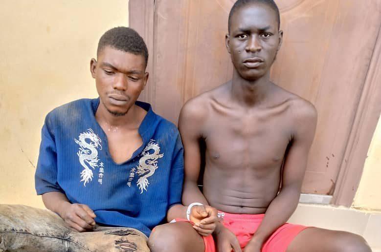 Two deadly cultists Okanlawon, Owoeye busted in Ogun