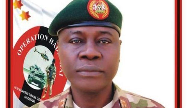 Major General Faruk Yahaya, Chief of army staff