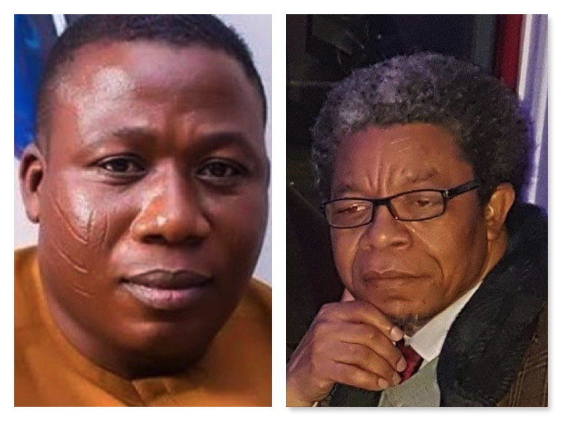 Igboho and Phillip Idaewor Chairman APC UK