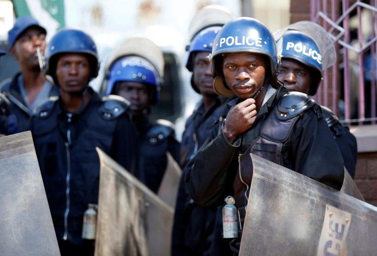 Wicked policeman Ndlovu stabs wife 10 times till she dies