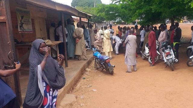 Salihu Tanko school, Tegina Niger state  where 136 pupils were abducted on 30 May