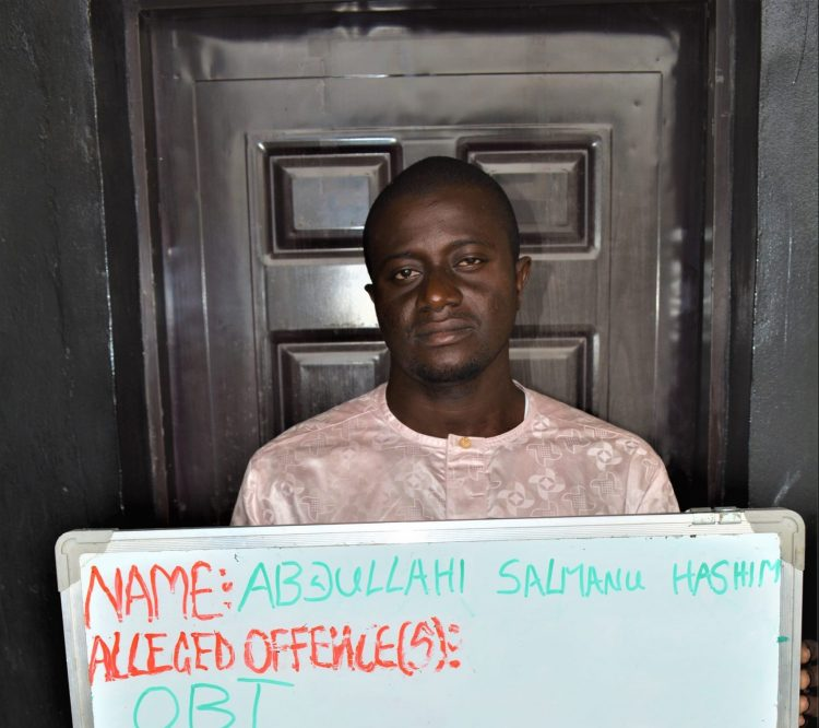 Nigeria's Hashim arraigned over alleged N20m scam