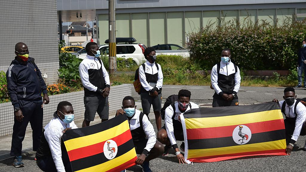 Uganda's Olympic team in Tokyo: coach tests positive for COVID-19 Delta variant