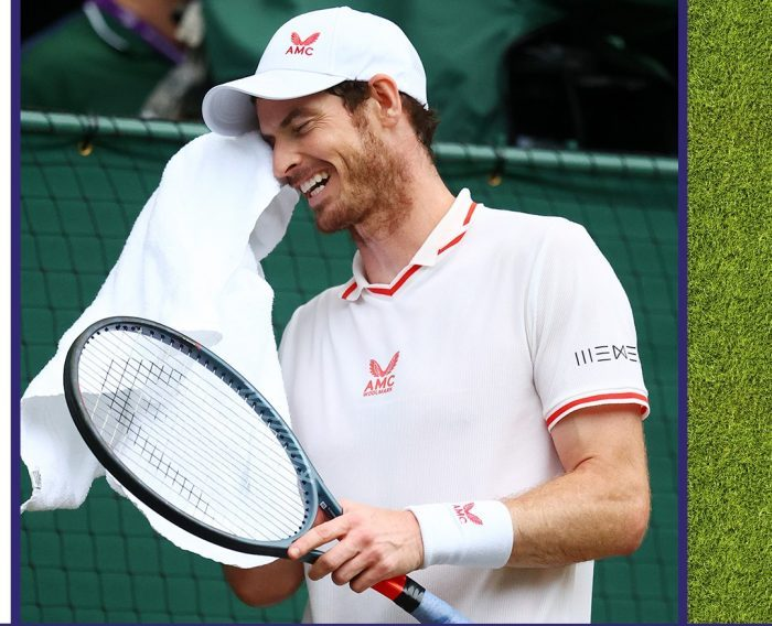 Andy Murray knocked out of Wimbledon by Shapovalov