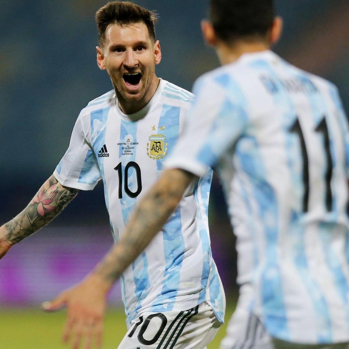 Argentina progress to Copa America final