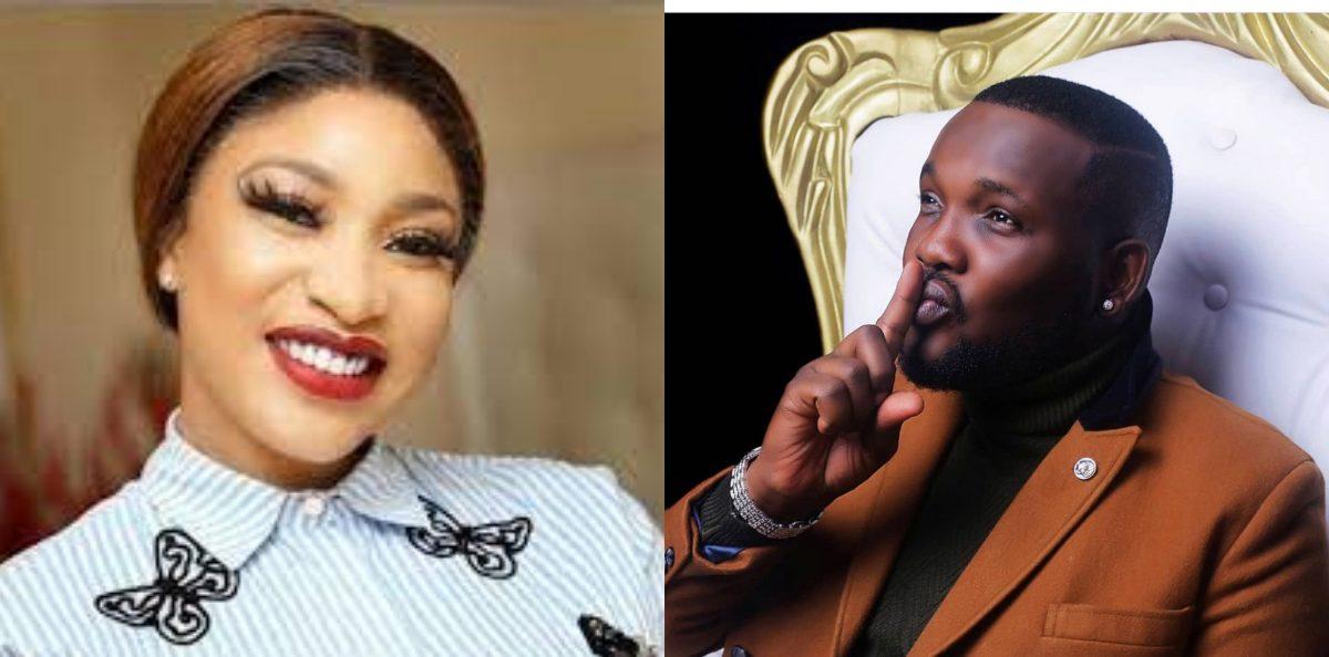 Tonto Dikeh attacks Fabiyi over 'Oko Iyabo' movie