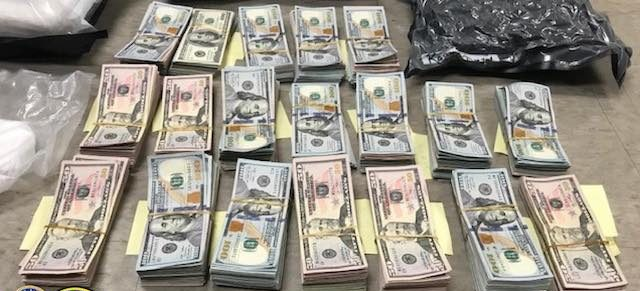 Nigerian Sabo Suleiman conceals Dollars in diapers: Photo just for illustration