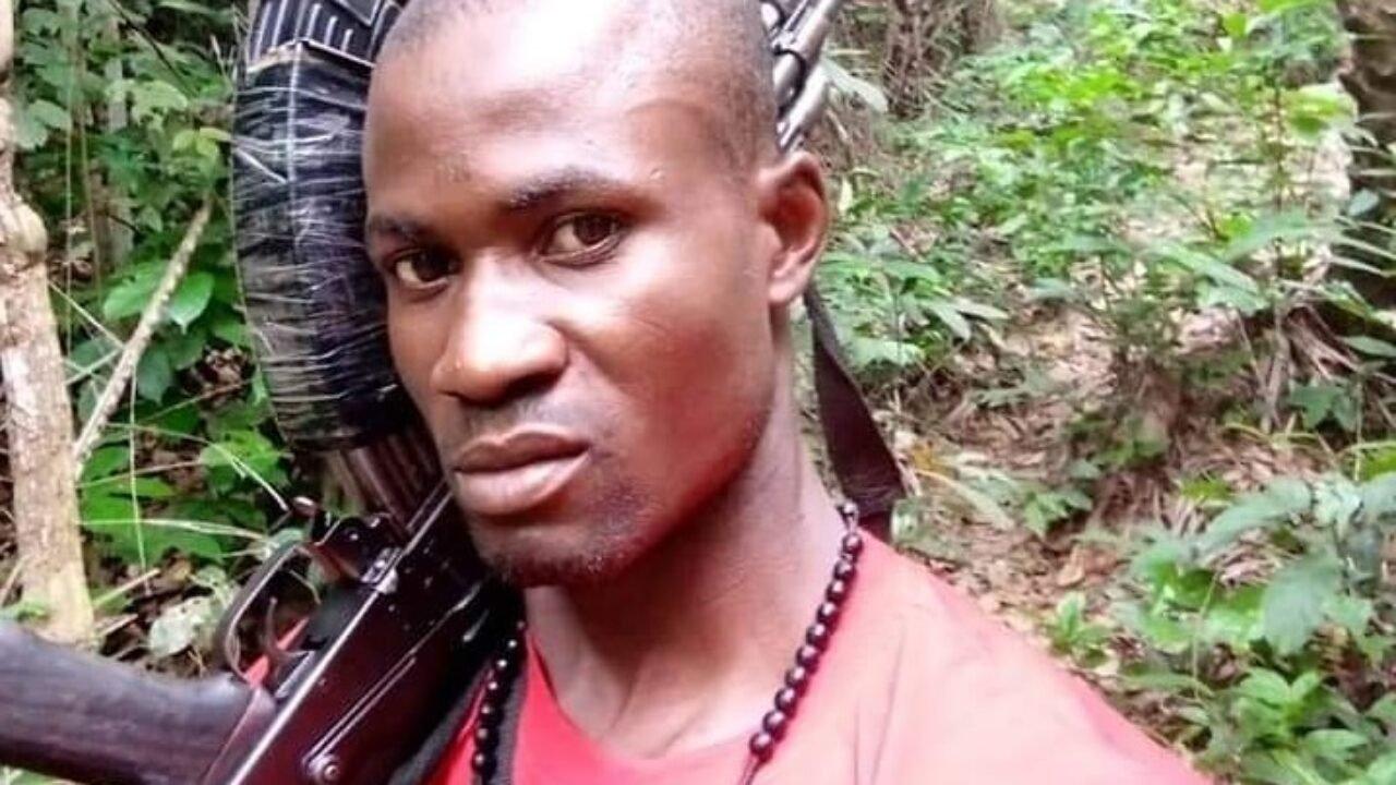 ESN Commander Emeoyiri Benjamin: