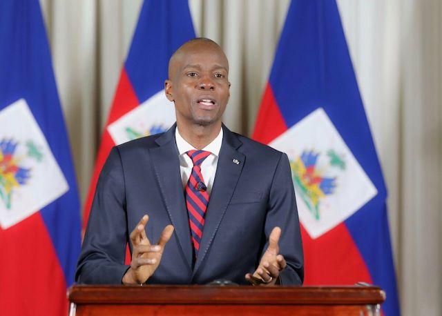 Jovenel Moise Haiti President assassinated