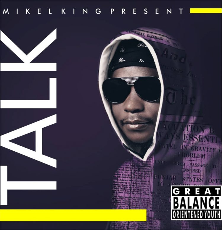 Mikel King releases TALK