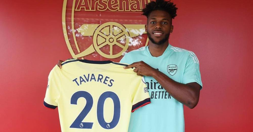Nuno Tavares joins Arsenal from Benfica