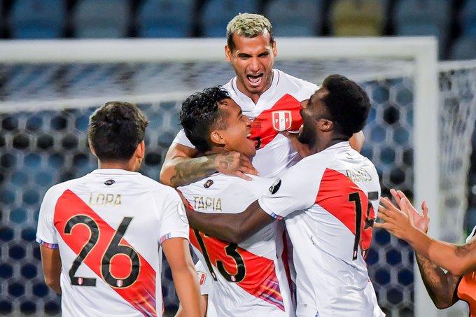 Peru through to Copa America semi-finals