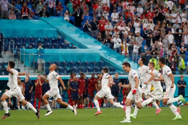 Breaking: Spain dump out Switzerland on penalty to reach Euro 2020 semi-finals