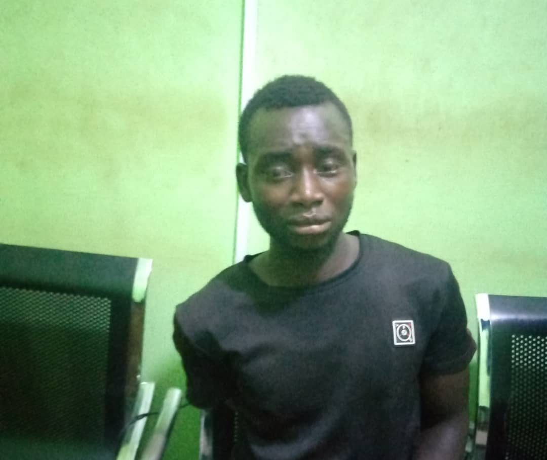 Wanted notorious kidnapping suspect Yusuf Aliu busted in Edo