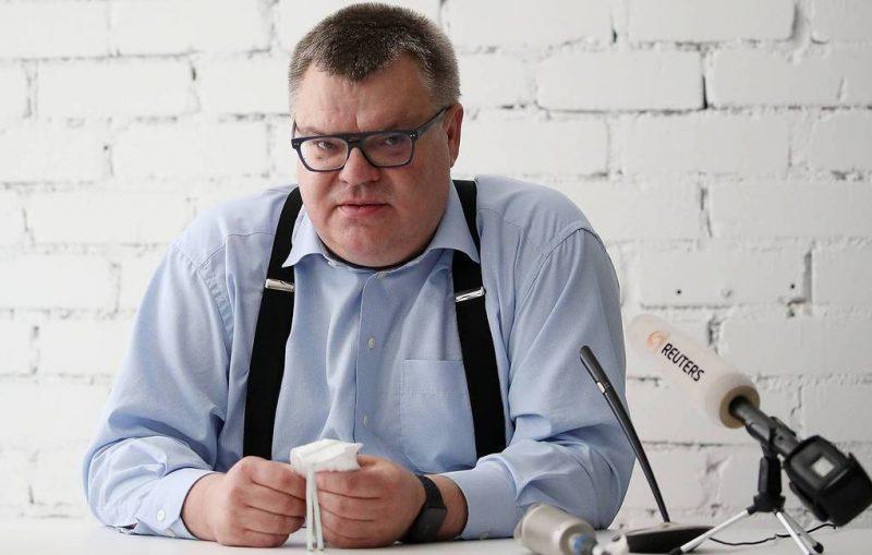 Viktor Babariko jailed in Belarus