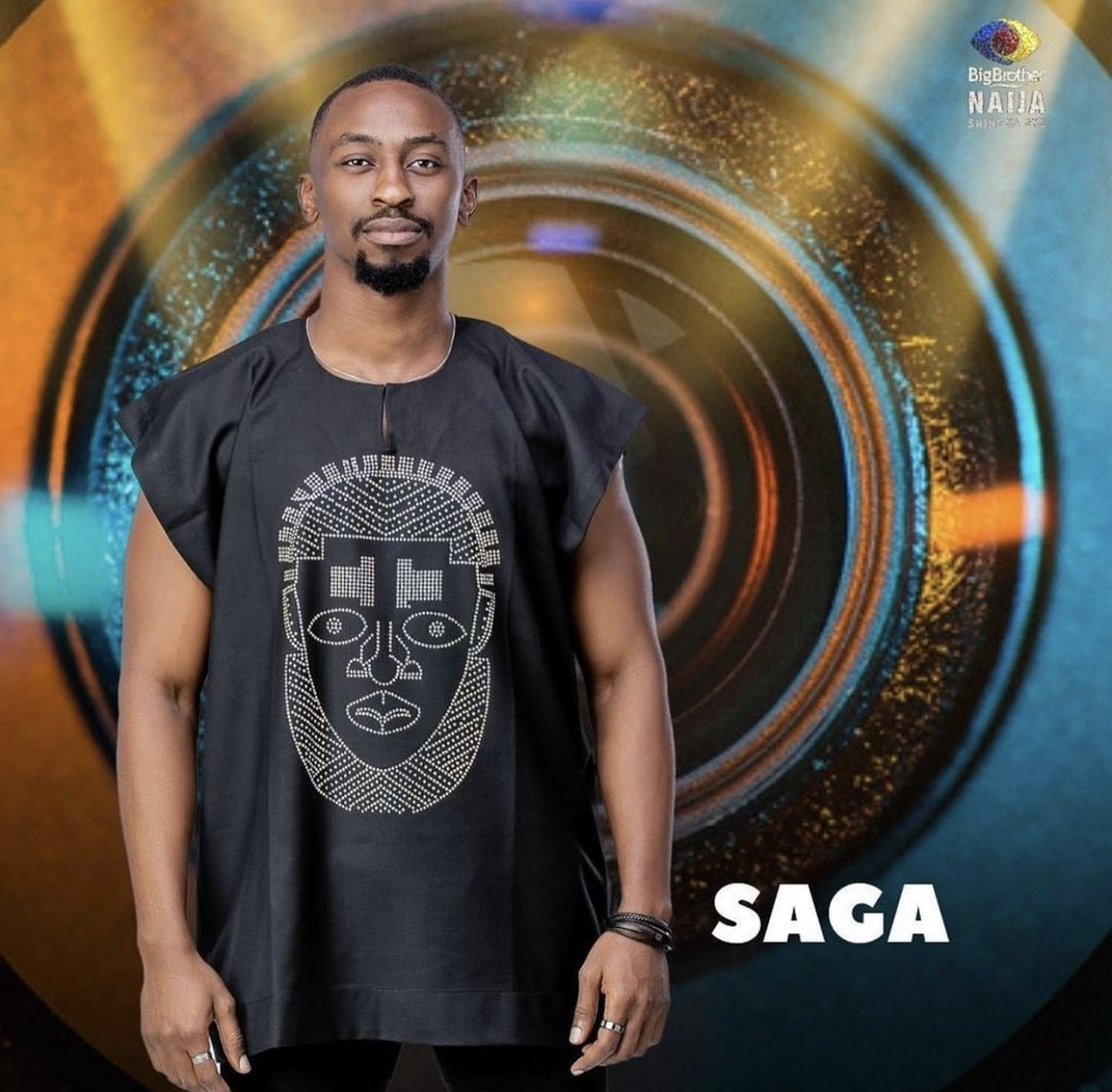 BBNaija: Why my dad was disappointed in me – Saga