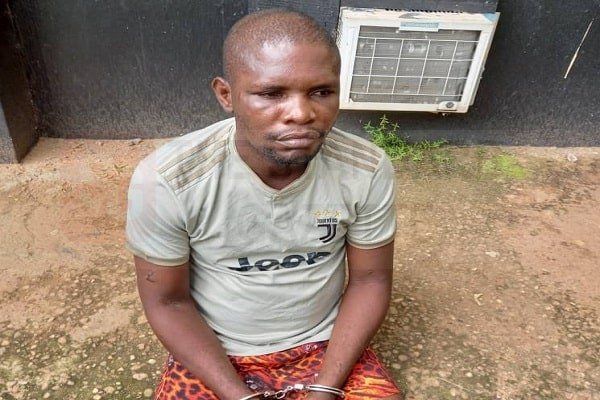 Suspected Imo robber Ayenu, specialising in robbing bank customers arrested