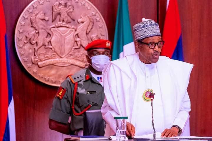 President Muhammadu Buhari: says education remains his top priority