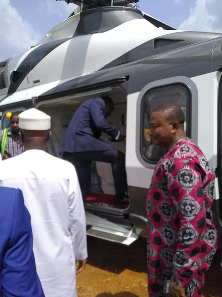 Oyedepo opens up: I didn't buy my helicopter with church's money