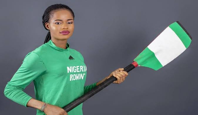 Olympic: Esther Toko opens Nigeria's account, takes 5th spot