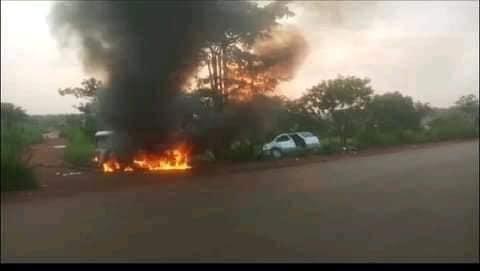 Gunmen attack Obeagu-Amechi in Enugu