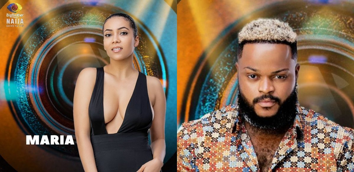 Maria, Pere are two wildcards in BBNaija House