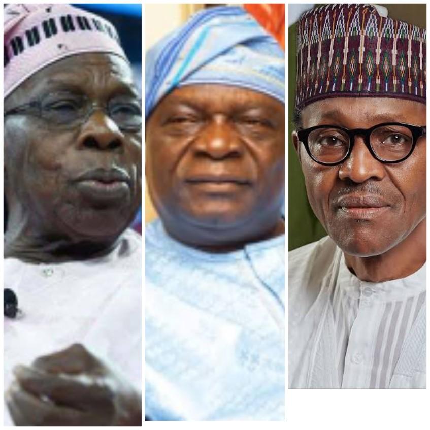 Obasanjo, Oyinlola and Buhari