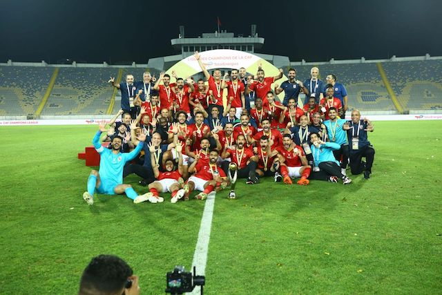Al Ahly retain TotalEnergies CAF Champions League after defeating 10-man Kaizer Chiefs