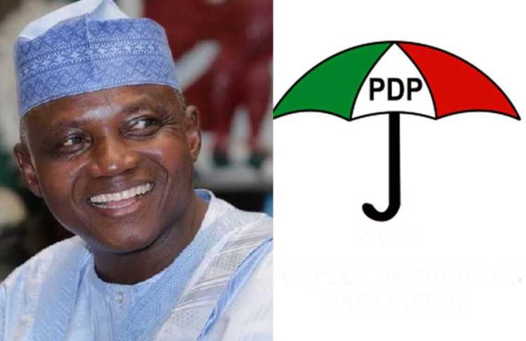 Forget 2023, Presidency tells PDP