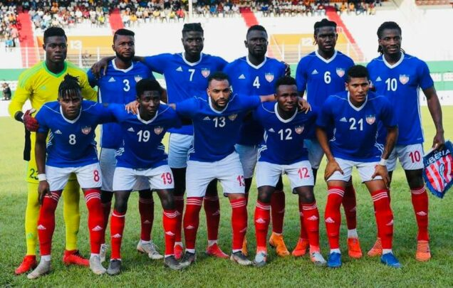 The Lone Stars of Liberia