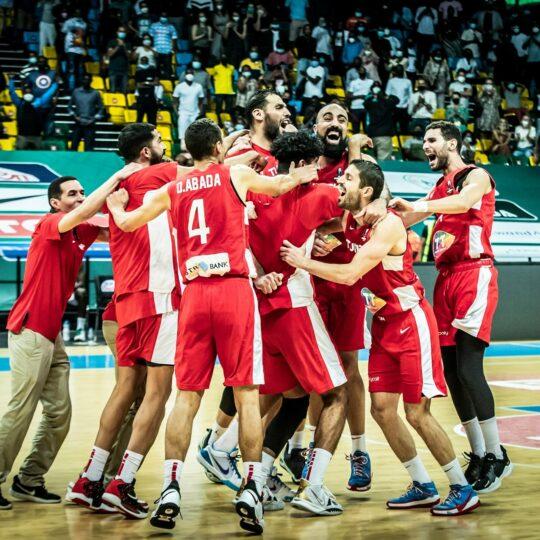 Tunisians win third FIBA Afrobasket title