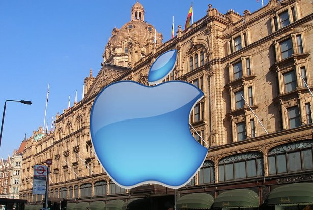 Harrods Apple Store opening its doors for iPad 3 launch?. Apple, Retail, Harrods, Apple Store, iPad 3 0