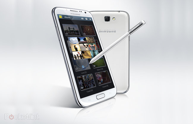 Samsung Galaxy Note 2 launched at Samsung Mobile Unpacked 2012. Samsung, Phones, Samsung Galaxy Note 2, Android, IFA2012 0