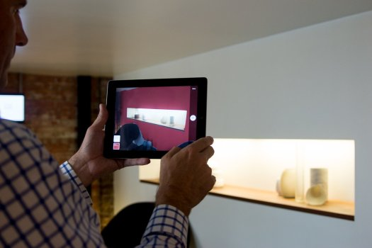 Dulux App Lets You Virtually Paint Your Walls Without A Tester Pot In Sight Pocket Lint