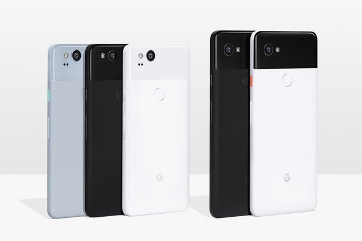 google pixel 2 and xl release date specs everything you need to know pocket lint