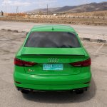 Audi Rs3 Saloon Review Racecar Fun For The Road Pocket Lint