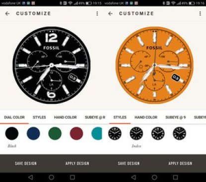 review image of the founder of fossil q 10