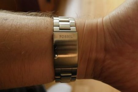 review image of the founder of fossil q 4