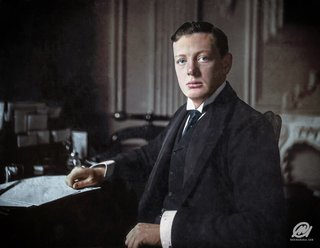 Colourised photos from history image 31