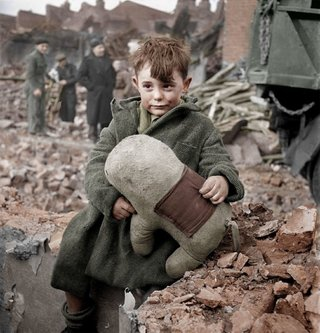 Colourised photos from history image 61