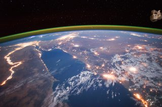 Amazing images from the International Space Station image 4