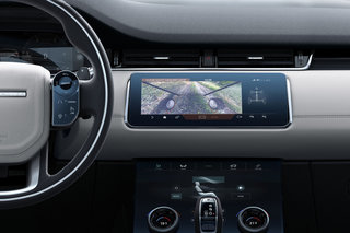New Range Rover Evoque Debuts Clearsight Rear Mirror And