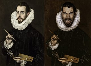 Hilarious Images Of Celebrities Photoshopped Into Renaissance Paintings image 22