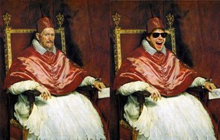 Hilarious Images Of Celebrities Photoshopped Into Renaissance Paintings image 4